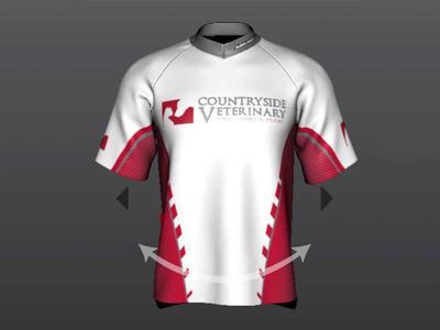 Countryside Veterinary Clinic - Mountain Bike Jersey