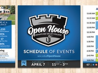 Wenatchee Valley College Open House Booklet