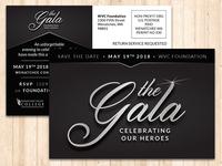 Wenatchee Valley College Foundation's The Gala - Invite Postcard