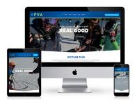 PV Alpine Ski Racing Camps Website