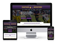 Wenatchee Panther Booster Club Website