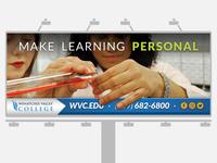 Make Learning Personal (STEM) - Billboard