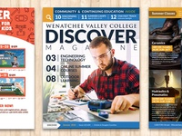 WVC Discover Magazine - Summer 2018