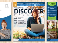 Wenatchee Valley College - Fall Discover Magazine 2018