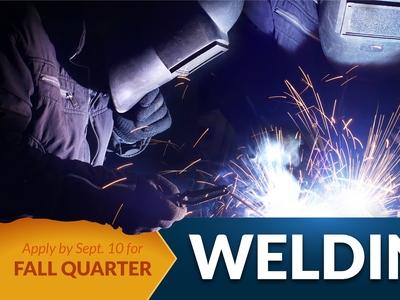 WVC Welding Ad