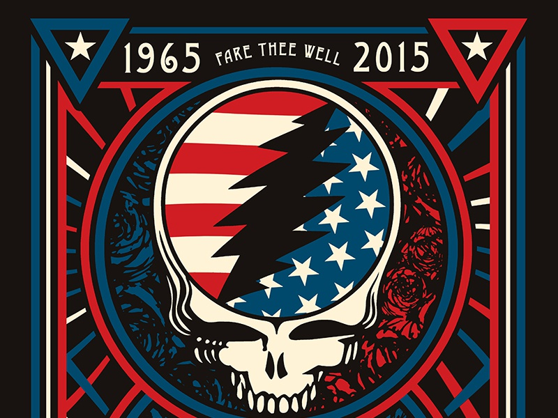 Grateful Dead By Jimmy Bryant Dribbble
