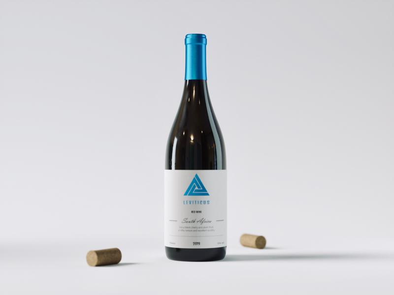 Wine | 3D Rendering octane cinema 4d cork bottle wine design product rendering 3d