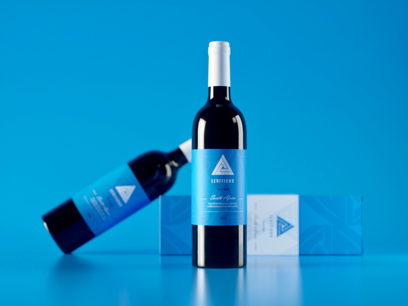 Wine & Dine octane render c4d cinema 4d packagedesign brand product 3d