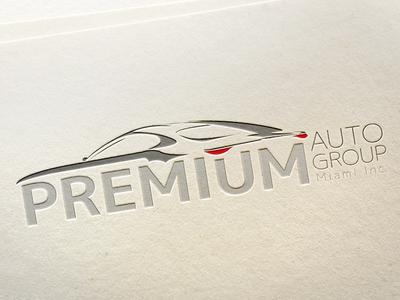 Logo Premium Auto Group of Miami Inc.