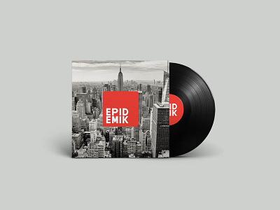 Epidemik Production design logo studio music