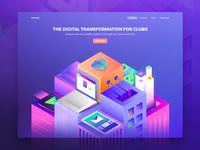 Digital Transformation for club