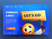 Panda's Cave