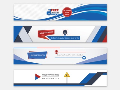 Delwar Hussain Shakil / Tags / web banner   Dribbble