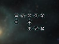 Nav icons hinted