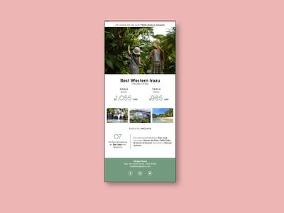 Newsletter colorful emailing email design newsletter design travel digital design