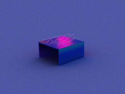 3D Experiment abstract adobe dimension photoshop 3d design