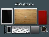 Tools of choice