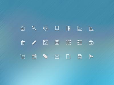 Pixel icons dribbble