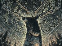 Deer King Dribble