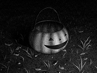 Drawlloween 2015: Pumpkin