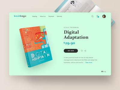 Bookbag Home Page