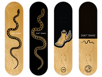Commonwealth Skateboarding Shop Decks