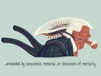 """""""Purity"""" Trump Alien Graphic"""