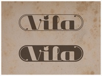 Vila Guitars Logo (v1)