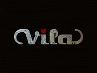 Vila Guitars Logo (v2 inlay)