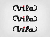 Vila Guitars Logo (more iterations)