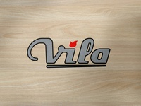 Vila Guitars Logo - Decal