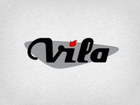 Vila Guitars Logo - Googie