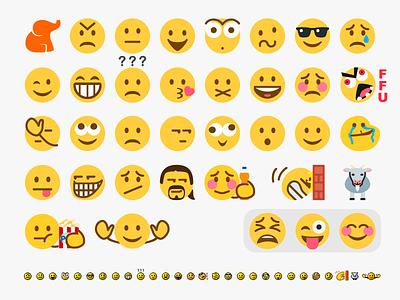 Menemojis emoji meneame twitter vector emoticon