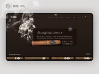 Special Offer cigar discount | Daily UI challenge - Day 036/100
