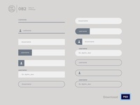 Form | Daily UI challenge - 082/100