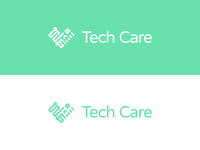 Tech Care Logo V3