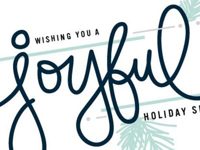Joyful Holiday Season