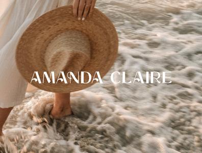 Amanda Claire Logo Design