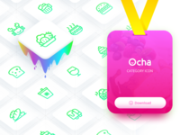 Ocha Category Icons