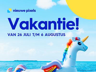 Vacation 2021 typography graphic design design