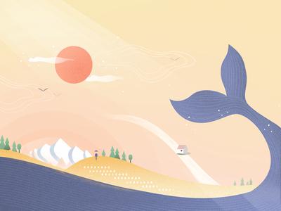 Whale of Desert