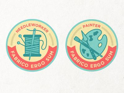 Maker Badges 1