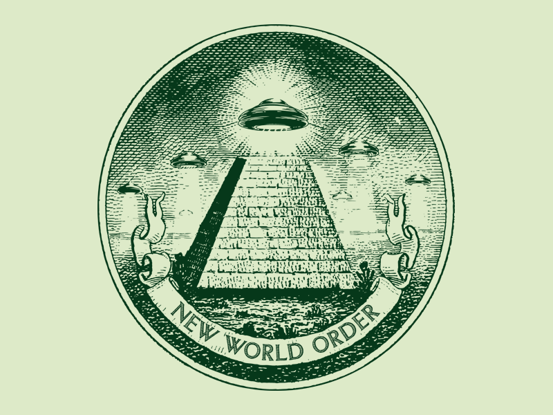 New World Order By Propaganda Department Dribbble Dribbble