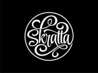 Skratta Logotype
