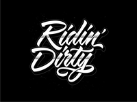 Ridin Dirty Typo 2