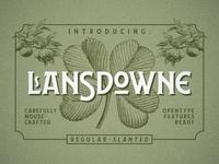 Lansdowne Preview 1