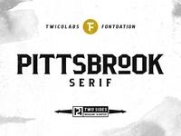 Pittsbrook Serif 1