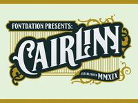 Cairlinn Poster 1