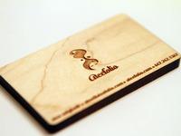 Ateefolio Business Card