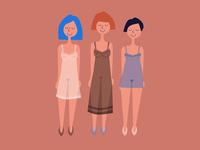 Trio Lingerie